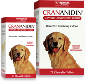 Administration of Crananidin Chewable Tablets